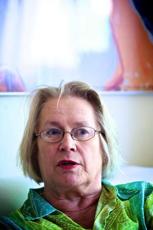Kristin Forsberg, 38 r i Falun p Risvgen 21 - Mrkoll