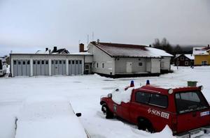 Strömsunds kommun vill bereda plats för polisen i brandstationen i Gäddede.