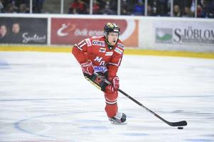 Förra säsongen stod Kristian Jakobsson för 12 poäng (5+7) på 51 matcher.