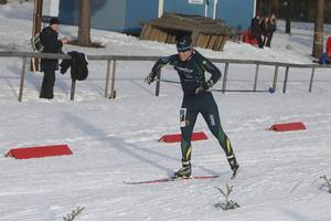 Tvåa bakom Alexandersson var klubbkamraten Hana Hancikova.
