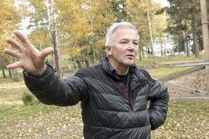 Inte nöjd. Patrik Waldenström (MP) är missnöjd över hur Brandalsundsfrågan har skötts.