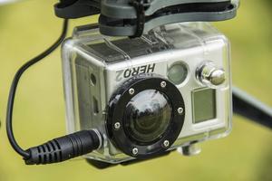 Go Pro-kamerorna finns i många olika varianter och med flera olika tillbehör. Tony Bromans tips är att kolla upp vilken kamera som passar dina behov bäst.