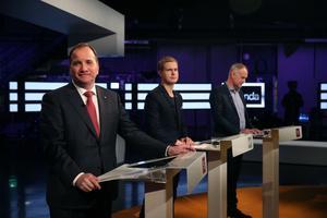 Söndagens tv-sända partiledardebatt visade tydligt hur lite S-MP-regeringen har att komma med när det gäller jobb till nyanlända.