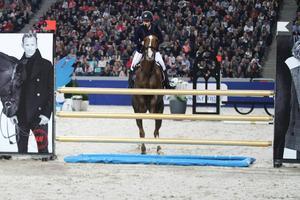 Det blev en åttondeplats i finalen för Eos och Elin Lundin.