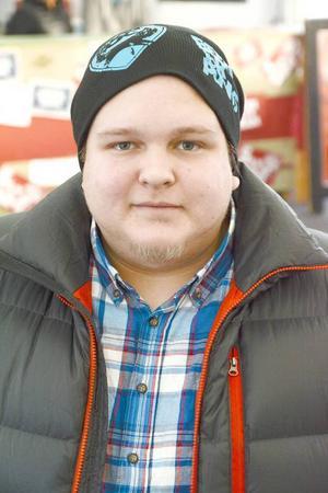 Erik Sundsten är en av arrangörerna av Åre Gastronomy Week. I vanliga fall jobbar han som kock på Lilla Tyrolen.