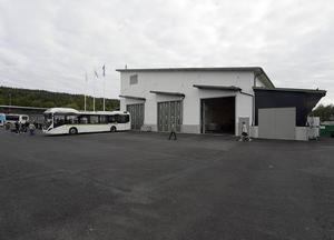 Sundsvalls busschaufförer mår dåligt, enligt facket Kommunal.