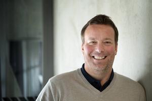 Svenne Olsson, sportchef i Broberg.