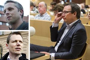 Daniel Lundberg och Magnus Fridell får lämna sina tjänster.