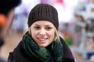 Caroline Wahlberg, 22, ÖstersundJag är kristen, men jag kan inte komma på vad det är för dag. Det kanske har någonting att göra med Maria.