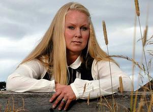 Linda Engström.