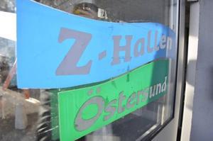 Z-hallen får nytt liv när Östersunds kommun när slitna uterinkar i kommunen avvecklas eller säljs.