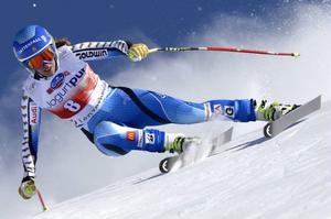 Kajsa Kling blev elva i störtloppet i VC-finalen i Lenzerheide och slutar därmed på 16:e plats i störtloppscupen.