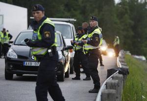 Trafikpolisen i hela landet hårdsatsar under veckan för att hitta drograttfulla.