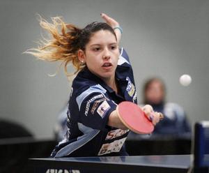Carelyn Cordero behöver visum innan hon får återvända till Sverige för att spela med Ås och studera.
