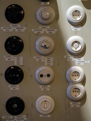 Ibland är det strömbrytaren eller eluttaget som gör skillnaden i ett rum.