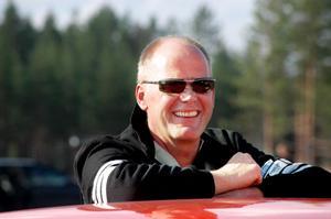 Markus Svensson tog sig till semifinal i Stock/Super stock.