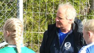Harald Luther har en del att tänka på inför lördagens match.