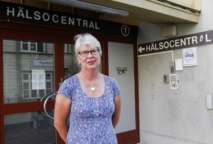 Ann-Marie Johansson (S) lovar 5 miljoner kronor extra till länets hälsocentraler.