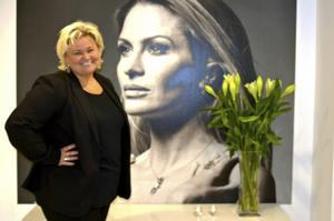 Camilla Falgén står för affärerna och Carolina Gynning för skapandet. På två år har omsättningen ökat från en miljon kronor till 17, 2.