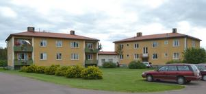 Hyreshuset på Borngärdet är en av de fastigheter som Orsabostäder vill sälja.