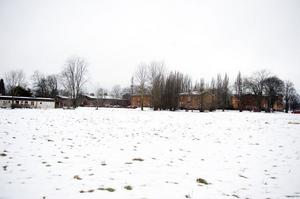 I det här området tycker kommunledningen att det planerade islamiska centret kan placeras.