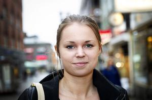 Sofia Vikman, Järved:– Nej man litar väl på piloten!