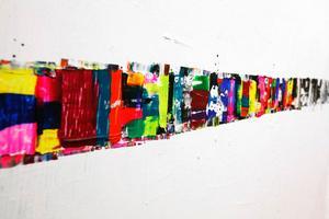 Kajsa-Tuva provar nya uttryck sin sin nya utställning.