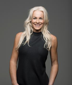 Operasångaren Malena Ernman, Stockholm, är WWF:s Miljöhjälte i kategorin klimat och ekologiska fotavtryck.