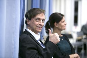 Ulf Rosenqvist ser fram emot köpet av bostadshusen i Fredriksberg.