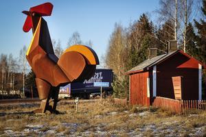 Den 23 december i fjol kom de första asylsökande till Kilafors herrgård.
