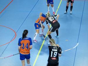 Det var två starka lag som gjorde upp i en dramatisk match, men Strömsbro var det starkare laget och vann med 7–5.
