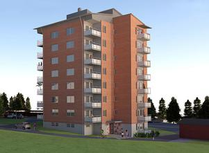 37 nya bostäder byggs i Hemsta.