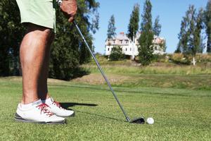Läget vid golfbanan gör herrgården perfekt för turism och i maj öppnar den första delen av hotellet.