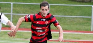 Lämnar KFF. Dennis Boskailo har skrivit på för Arboga Södra, och lämnar därmed Köping FF.