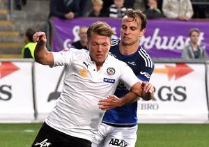 Martin Broberg dementerar uppgifter om att han ska vara klar för norska Odd.