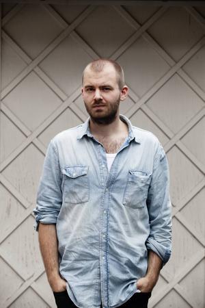I kväll spelar Markus Ernehed i Kälom och i morgon spelar han på Jazzköket.