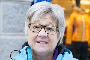 Marie Stattin, Domsjö: – Jag har redan unnat mig, jag köpte en soffa i helgen för sparade pengar. Jag sparade en buffert innan jul.