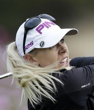 Pernilla Lindberg avslutade med en 66-runda i Phoenix.