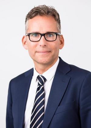 Krister Karlsson, vice vd Samhällsbyggnadsbolaget. Bild: SBB