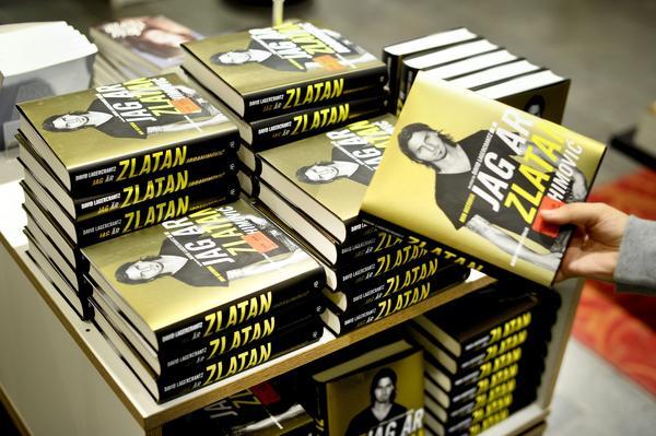 Zlatan Ibrahimovics biografi