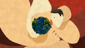Animerad kortfilm om alla oss mänskliga superhjältar: