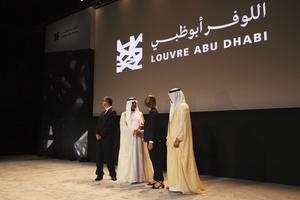 Louvrens filial i Abu Dhabi öppnar den 11 november.
