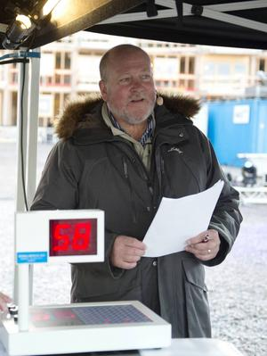 5: Lars T Johansson, professionell skådespelare som medverkar i Tre Kärlekar.
