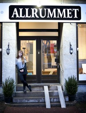 Marie-Louise Hultgren, ägare till Allrummet, är en av av många som bidrog till att 2011 blev ett rekordår för antalet nya aktiebolag. För henne var valet av bolagsform självklar.