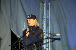 Annika Laestadius.