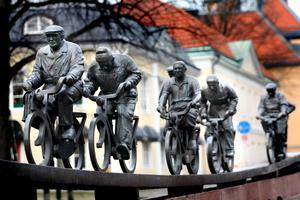 Monument över en svunnen tid som cykelstad?