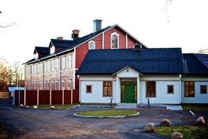 Tunabyggens nya huvudkontor, som kostar 100 miljoner kronor.