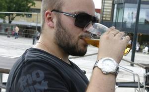 En svalkande öl mot värmen. Det är ett framgångsrecept som