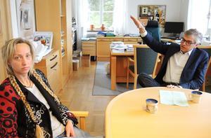 Fäbodbrukaren Tin Gumuns har fullt stöd av skatteutskottets ordförande i riksdagen, Per Åsling (C).
