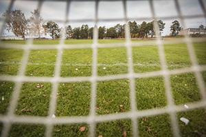 Jägarvallens fotbollsplan.